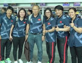 Đội tuyển nữ Việt Nam sang Philippines chung chuyến bay với U22 Việt Nam