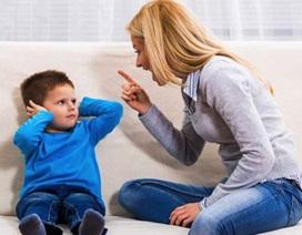 """Xử lý """"bệnh chống đối"""" của con"""