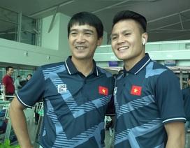 U22 Việt Nam rạng rỡ lên đường dự SEA Games 30