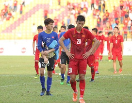 Bóng đá nam Việt Nam chưa bao giờ thắng Thái Lan ở các kỳ SEA Games