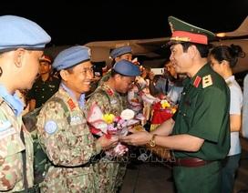 Bệnh viện dã chiến cấp 2.1 hoàn thành nhiệm vụ gìn giữ hòa bình tại Nam Sudan