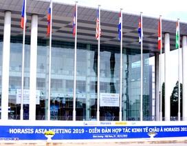 Hơn 1.000 doanh nhân tham dự diễn đàn Hợp tác Kinh tế Châu Á 2019