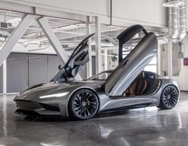 Karma SC2 - Mẫu xe điện có công suất ngang Bugatti Veyron