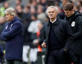 Mourinho có chiến thắng đầu tiên cùng Tottenham
