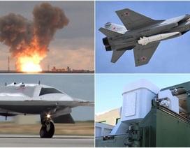 Tổng thống Putin: Nga đi trước các cường quốc quân sự khác một bước