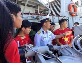 """Gần 1.000 bạn trẻ Đà Nẵng tham gia Hành trình """"Tôi yêu Tổ quốc tôi"""" năm 2019"""