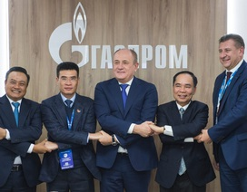 PVN tham dự Diễn đàn khí đốt quốc tế Saint Petersburg SPIGF lần thứ 9
