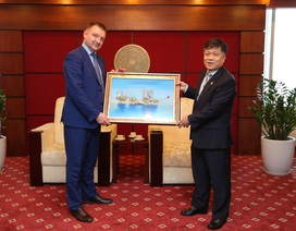 Tăng cường mối quan hệ hợp tác hữu nghị giữa thế hệ trẻ dầu khí Việt Nam – Liên bang Nga