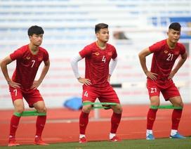 U22 Việt Nam dùng cầu thủ dự bị đấu U22 Brunei
