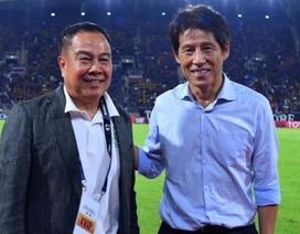 HLV Nishino gia hạn hợp đồng với bóng đá Thái Lan trước SEA Games?