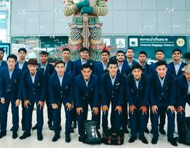 U22 Thái Lan sang Philippines dự SEA Games 30 chỉ với 19 cầu thủ