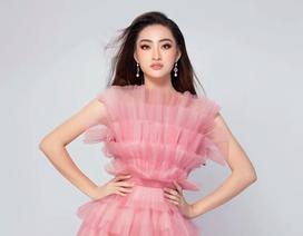 Lương Thùy Linh khoe giọng hát khi dự thi Hoa hậu Thế giới