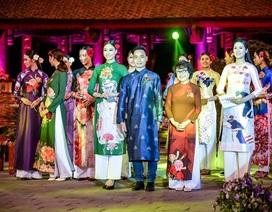 """Phải xây dựng thương hiệu áo dài Việt Nam để tránh tình trạng bị """"đánh cắp bản quyền"""""""