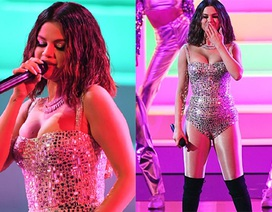 Selena Gomez khoe dáng gợi cảm, trình diễn cuốn hút