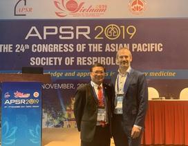 GSK đồng hành cùng Hội nghị Hô hấp Châu Á- Thái Bình Dương (APSR) 2019