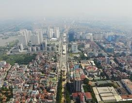 Nhà cao tầng Hà Nội rung lắc do ảnh hưởng động đất ở Cao Bằng!