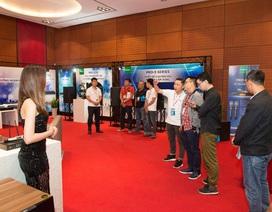 PARAMAX giới thiệu dòng sản phẩm giải trí chuyên nghiệp tại AV Show 2019 Hà Nội