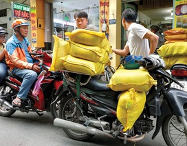 """Nghi ngờ gạo ngon nhất thế giới """"dởm"""" bán tràn lan trên thị trường"""