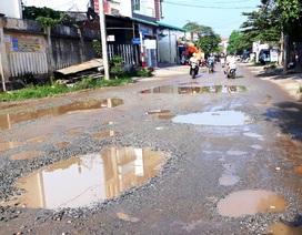 Khi nào đường dân sinh trên cao tốc Đà Nẵng- Quảng Ngãi được trả lại cho dân ?