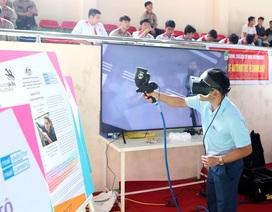 Thợ nghề trẻ Việt - Australia thể hiện tài năng