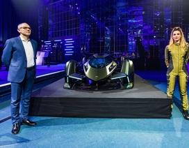 Vision Gran Turismo V12 định hình tương lai Lamborghini