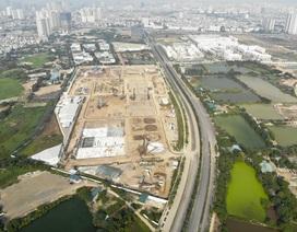 """Cận cảnh dự án nhà máy xử lý nước thải lớn nhất Việt Nam giúp """"hồi sinh"""" sông Tô Lịch"""