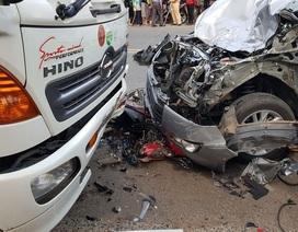 Trung tá quân đội say rượu lái xe tông chết thiếu nữ 18 tuổi