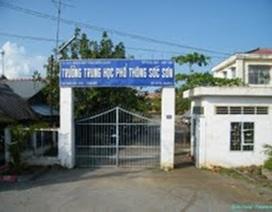 Bắt tạm giam thầy giáo 55 tuổi nghi làm nữ sinh lớp 10 mang bầu