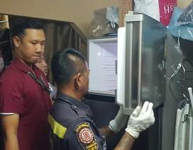 Thái Lan: Lại một vụ giết người rồi phân xác giấu trong tủ lạnh