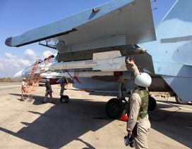 Quân nhân Nga đền nửa triệu USD vì bắn nhầm tên lửa vào nhà chứa máy bay