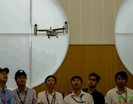 Thích thú với thiết bị dẫn đường của ngành quản lý bay