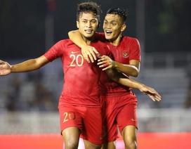 U22 Indonesia 2-0 U22 Thái Lan: Chiến thắng thuyết phục
