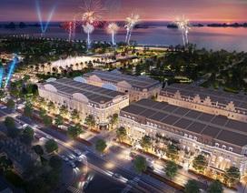 """Địa ốc Hạ Long: """"Đua"""" mua nhà phố, hưởng ưu đãi cuối năm"""