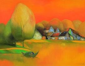 """Những bức vẽ """"không giống ai"""" của Đào Hải Phong sau 30 năm cầm cọ"""
