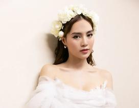 """Ninh Dương Lan Ngọc: """"Khi nào đám cưới tôi mới chia sẻ chuyện tình cảm"""""""