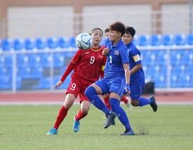 """Vì sao tuyển nữ Việt Nam và Thái Lan quyết chơi """"tất tay"""" ngay từ trận ra quân?"""