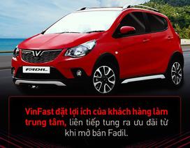 """VinFast tung ưu đãi """"3 không"""" chưa từng có - Mua xe ô tô chưa bao giờ dễ đến thế"""