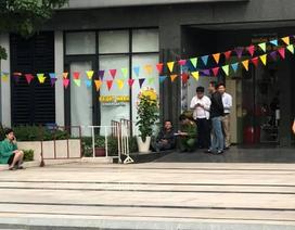 Bé gái 11 tuổi rơi từ tầng 39 chung cư tại Hà Nội