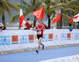 Thương hiệu 361º truyền lửa đam mê cho hàng nghìn VĐV tại giải Halong Heritage Marathon 2019
