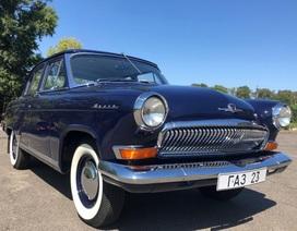 Chiếc xe Volga độ theo tiêu chuẩn an ninh KGB đang được rao bán
