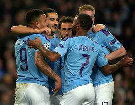 Man City giành vé đi tiếp sau trận hòa nhẹ trước Shakhtar