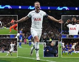 Bayern Munich đại thắng 6-0, Tottenham thăng hoa cùng HLV Mourinho