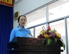 Bà Nguyễn Thị Ngọc Bích thôi giữ chức Chủ tịch Hội Liên hiệp Phụ nữ TPHCM