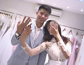 Tuyển thủ Văn Đức và bạn gái hot girl tiết lộ kế hoạch tổ chức đám cưới