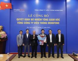 MobiFone bổ nhiệm ông Tô Mạnh Cường giữ chức Tổng Giám đốc