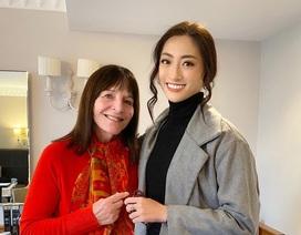 Chủ tịch Hoa hậu Thế giới ngợi khen dự án Nhân ái của Lương Thuỳ Linh