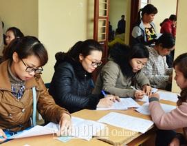 Nam Định: Đa dạng cách thức tư vấn, giới thiệu việc làm cho lao động mất việc