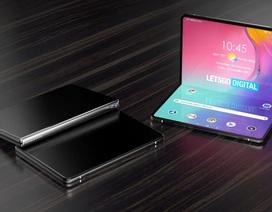 """Samsung tiếp tục """"chơi lớn"""" với máy tính bảng gập được"""