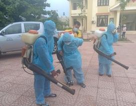Quảng Bình: Các trường học vật lộn chống dịch sốt xuất huyết
