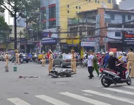 Giải quyết tai nạn, CSGT có thể huy động xe của người đi đường
